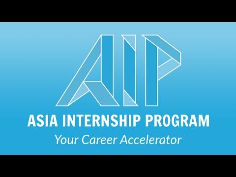 Asia Internship Program - Introduction Video