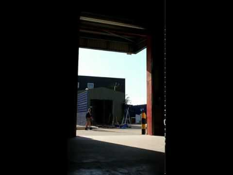 Guardain Doors - Thermal Break Industrial - Roller Shutter