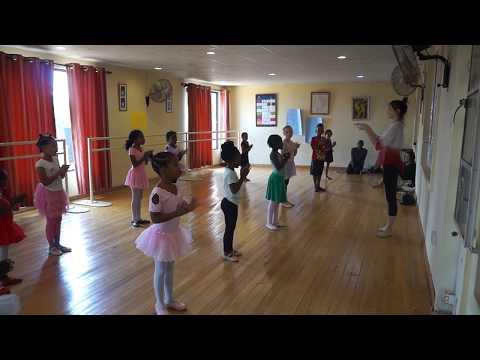 Teaching Beginner Ballet:   rhythm and spatial awareness