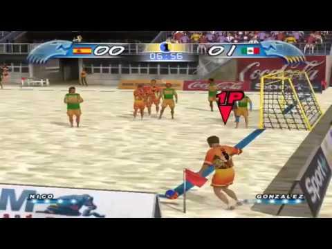 Pro Beach Soccer. Пляжный футбол