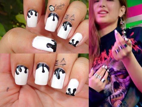 Kpop nail art ideas