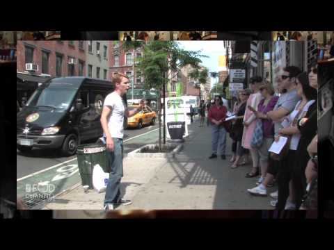 Greenwich Village Walking Tour