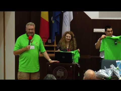 YAPC Europe 2016 - Day 1, Main Room
