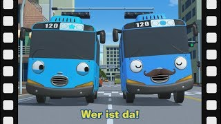 Tayo bus deutsch folgen #45 l Wer ist da! l Tayo Der Kleine Bus