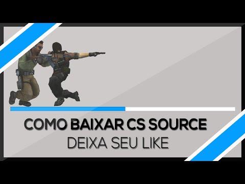 Como Baixar e Instalar o Counter Strike Source Via Torrent