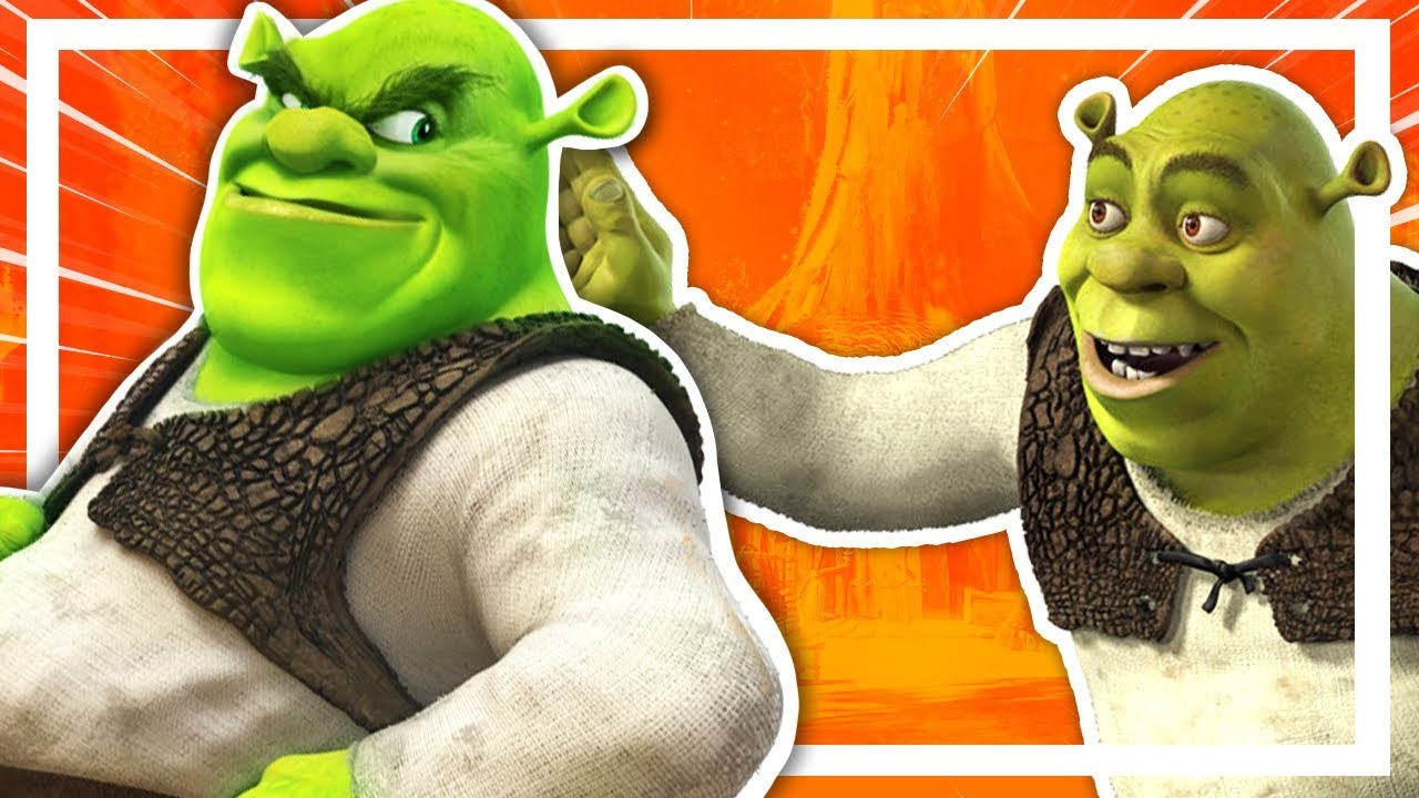 Scrapped Shrek Reboot Shrek 5 Is Happening Youtube