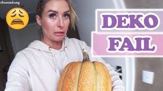 DIY HERBSTDEKO LÄUFT SCHIEF! Shopping mit Freundin Vlog