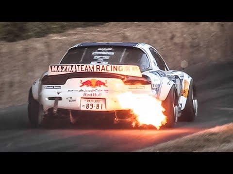 Best Cars Sounds Vol. 12: Apollo IE, RX-7 26B, 412 T2, Zonda R, 991.2 RSR, FXX K EVO, Regera!