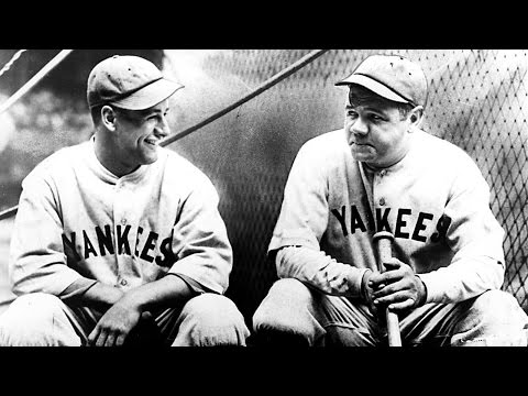 Babe Ruth & Lou Gehrig - The Babe & The Iron Horse Trailer