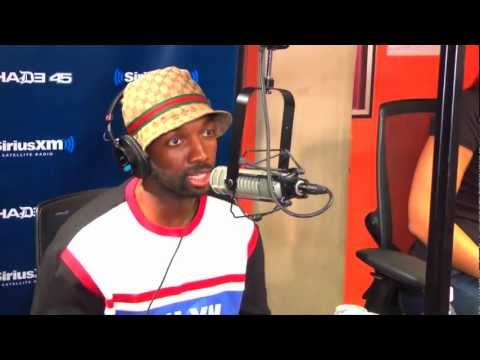 DJ KaySlay Interview Actor Jamie Hector on SiriusXM Radio SHADE 45