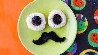 Coconut Eyeballs - Easy Halloween Treats - Weelicious