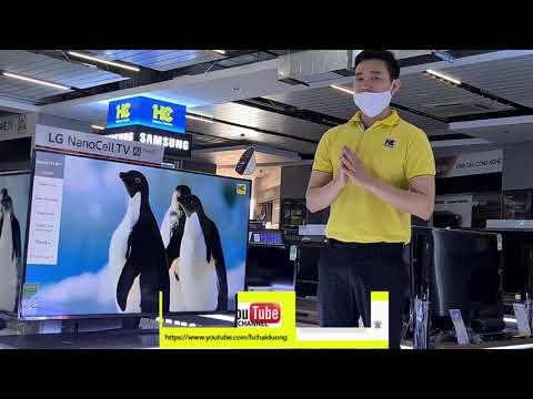 Review Tivi LG Smart 4K 49SM8100PTA