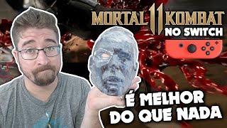 Mortal Kombat 11 no Switch desaponta mas é melhor do que nada