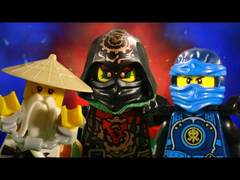 LEGO NINJAGO THE MOVIE - HANDS OF TIME PART 2 - TRAILER 2 - WRATH OF THE TIME TWINS