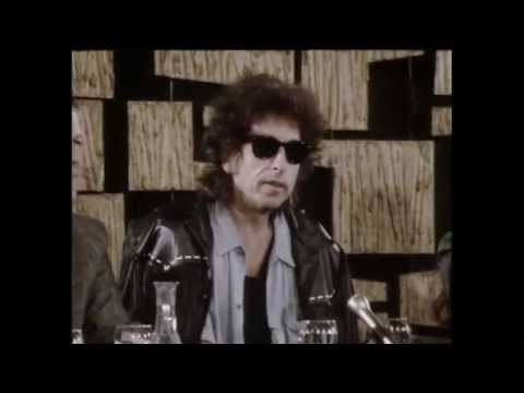 GETTING TO DYLAN 1986 documentary