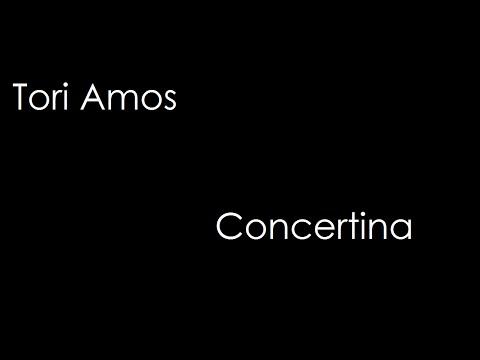 Tori Amos - Concertina (lyrics)