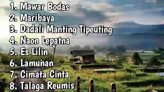 kumpulan Lagu Sunda  versi kecapi suling | mawar Bodas