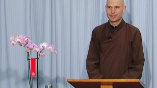 """The Way Out Is In"" — Dharma Talk by Thầy Pháp Lưu (Br. Stream) - 2015-01-22"