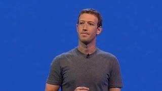 Mark Zuckerberg outlines Facebook