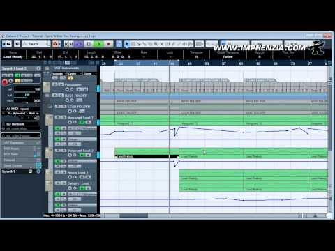 Arranging a full trance song - How I arranged Spirit Within You