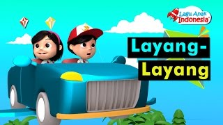 Lagu Anak Anak -  Layang Layang - Lagu Anak Indonesia - Nursery Rhymes - أغنية طائرة ورقية