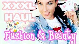 XXXL Fashion & Beauty Haul! Glam Glow, Benefit, Calzedonia, Amazon,.. l Teil 2