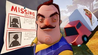 Video STORY SECRETS - Hello Neighbor BETA 3 Cheats download MP3, 3GP, MP4, WEBM, AVI, FLV Agustus 2017