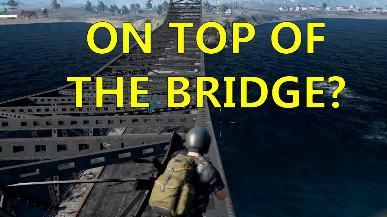On Top Of The Bridge Pubg Doovi