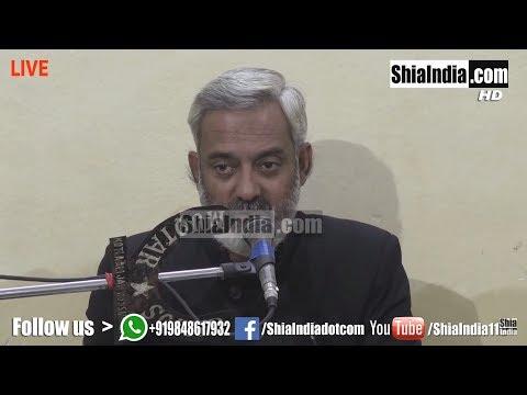22nd Muharram Majlis From Kotla Alijah 1439-2017