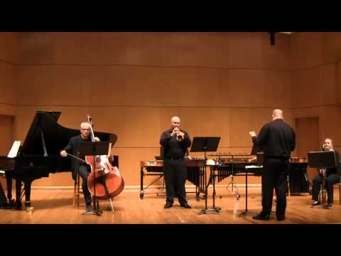 Ellen Taaffe Zwilich - Concerto for Trumpet and Five Players Mvt. 1 - Marziale
