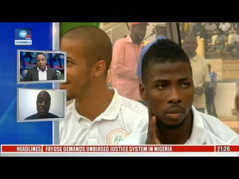 Sports Tonight: Segun Jegede Discuss The State Of African Football
