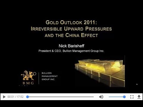 Empire Club  Outlook for Gold 2011