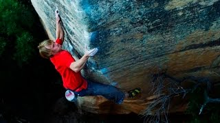 Nalle Hukkataival 8c and 8c+ boulder compilation