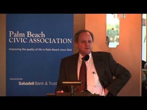 Palm Beach Civic Association - Reception on Underground Utilities