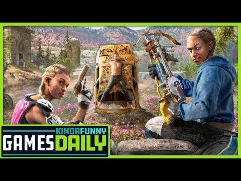 Far Cry New Dawn Impressions, NPD Numbers - Kinda Funny Games Daily 01.23.19 thumbnail