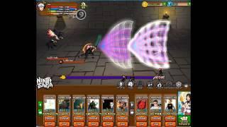 Ninja Saga - (Golden) Woven Clew