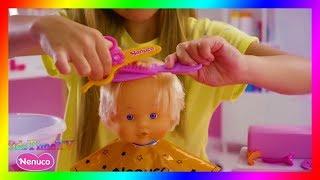Nenuco en español 💜 Mejores Juguetes💜  Muñecos de NENUCO 💜 Juguetes para niñas    KidsTimeTV thumbnail
