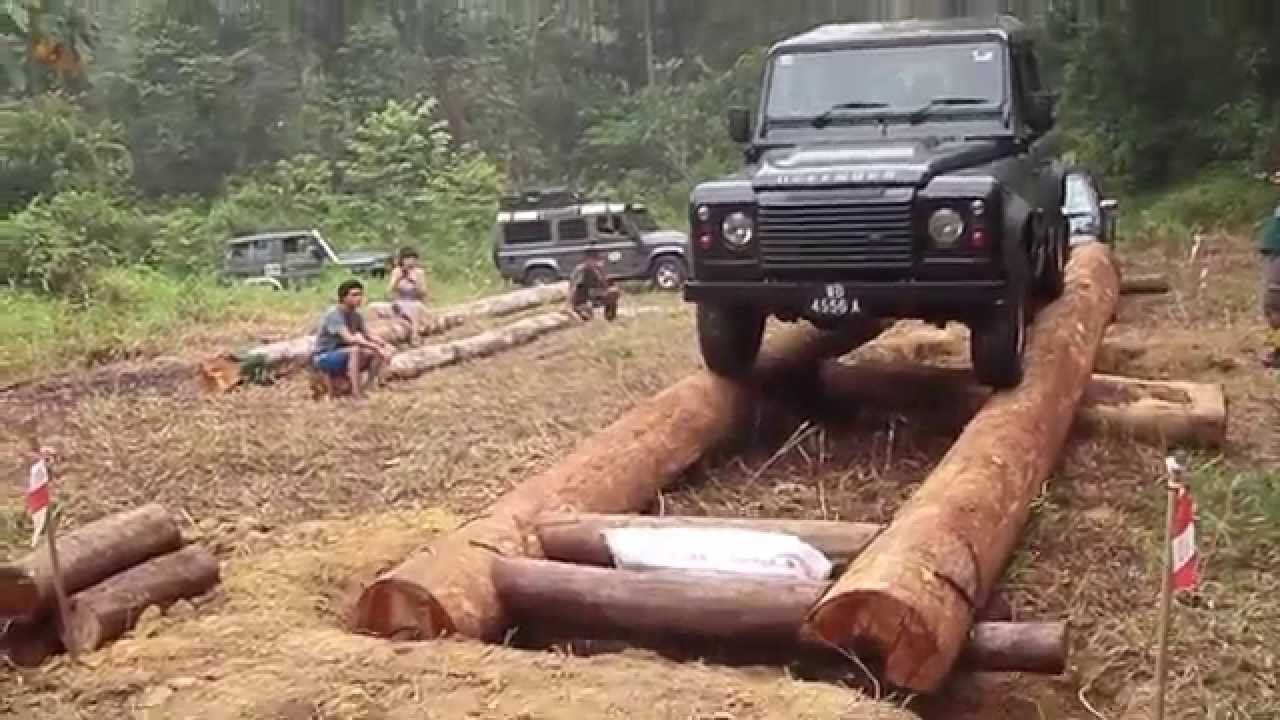 Land Rover Owners' Club Malaysia (LROM) Off-Road Clinic