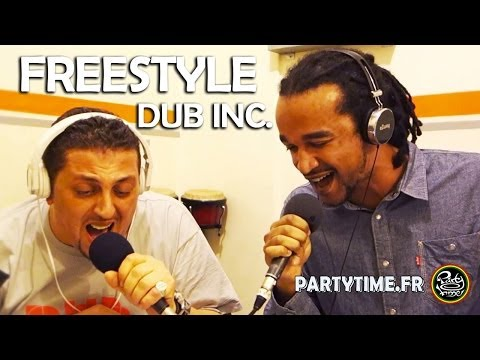 DUB INC - Freestyle at PartyTime Radio Show - 2013