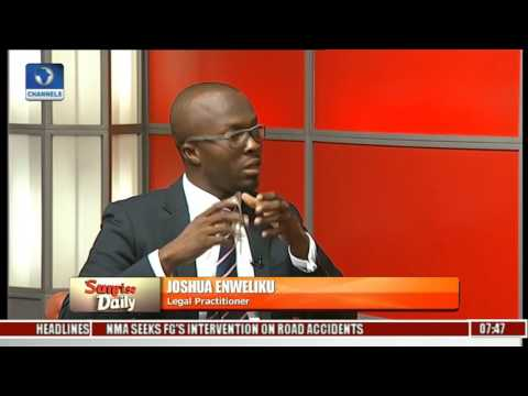 Sunrise: Legal Practitioner Speaks On PENCOM Office Raid By The DSS In Abuja Pt. 2
