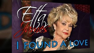 Etta James - I found a love (SR)