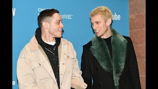 MGK and Pete Davidson being the cutest friends 2020