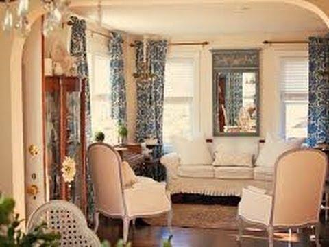 Como hacer cortinas elegantes para salas 7 youtube - Cortinas elegantes para sala ...