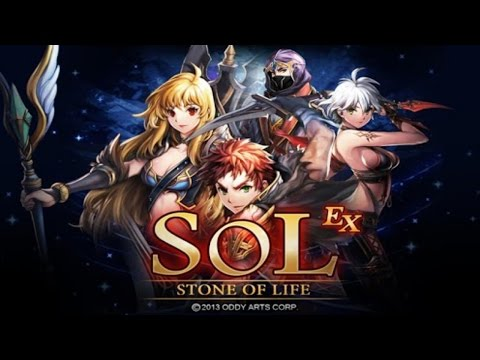 S.O.L : Stone of Life EX Android Gameplay #DroidCheatGaming