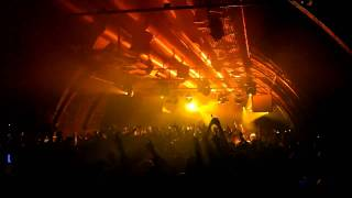 afrojack video of the night at the Arches Glasgow