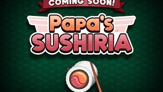 Papa's Sushiria ( Juego Aleatorio )