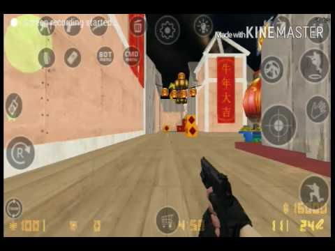 Counter Strike 1.6 Mod Crossfire Android-CF OFFLINE - YouTube