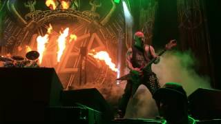 Video 14 - Angel of Death - Slayer (Live in Raleigh, NC - 07/20/17) download MP3, 3GP, MP4, WEBM, AVI, FLV Agustus 2018