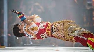 Danza de tijera vs  Breakdance