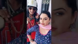 Nisha Bano | Gopi Longia Funny Video | Tu Mittran To Pre hoke Nach | TikTok Video